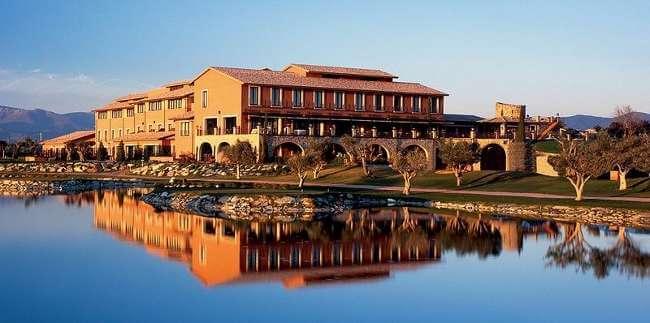 Hotel Peralada Wine Spa Golf Peralada Espagne