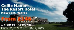 special offer Celtic Manor - The Resort Hotel United Kingdom