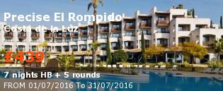 special offer Precise El Rompido Rest of Europe