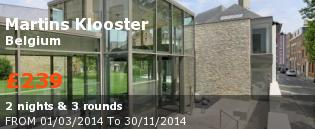special offer Martins Klooster Rest of Europe