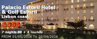 special offer Palacio Estoril Hotel & Golf Estoril Rest of Europe
