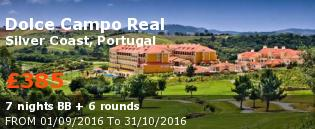 special offer Dolce Campo Real  Rest of Europe