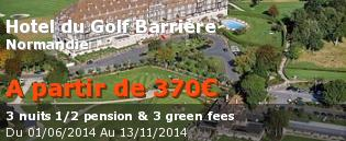 Hotel Golf Barriere