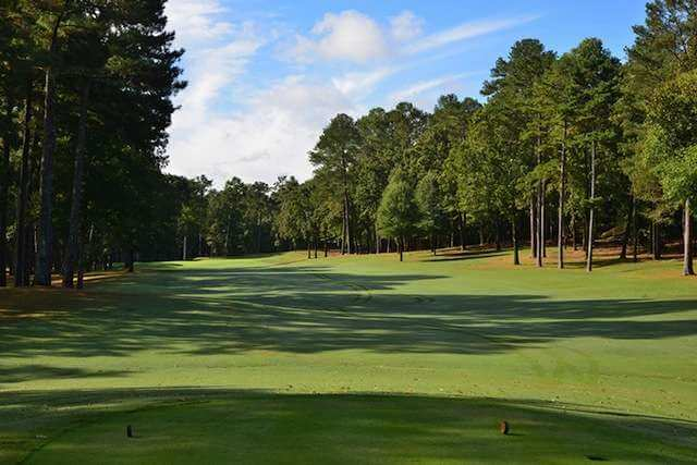 Golf, Birmingham, Shoal Creek, Golf en Alabama