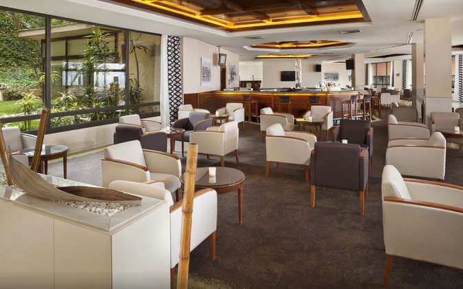 Bar du Melia Costa del Sol