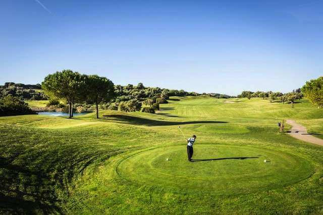 Circuit de golf au Montecastillo