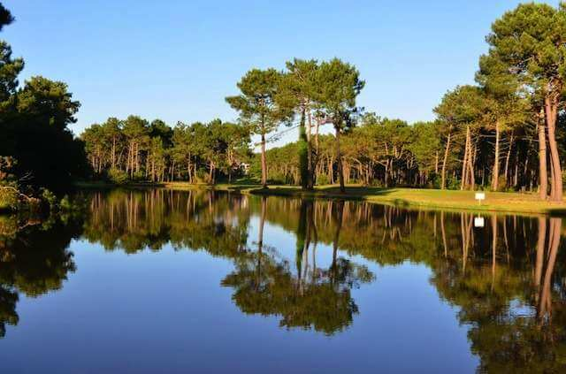 Golf an France : Golf Lacanau