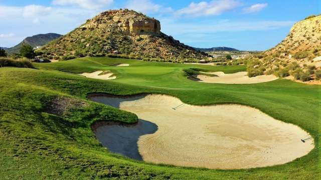 Golf Murcie : El Valle Golf Course