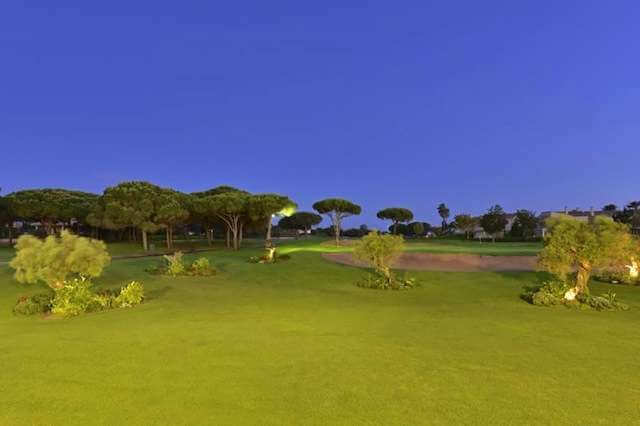 Golf Centro au Real Novo Sancti Petri golf club