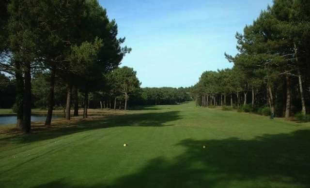Parcours de golf en France : Golf International Lacanau