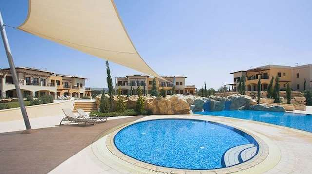 Piscine Appartement Aphrodite Hills