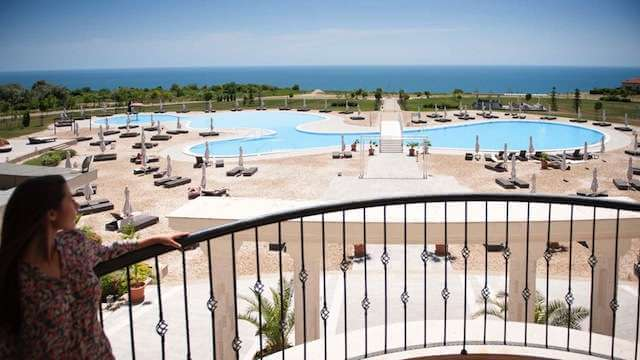 Piscine du Lighthouse Golf & Spa Resort