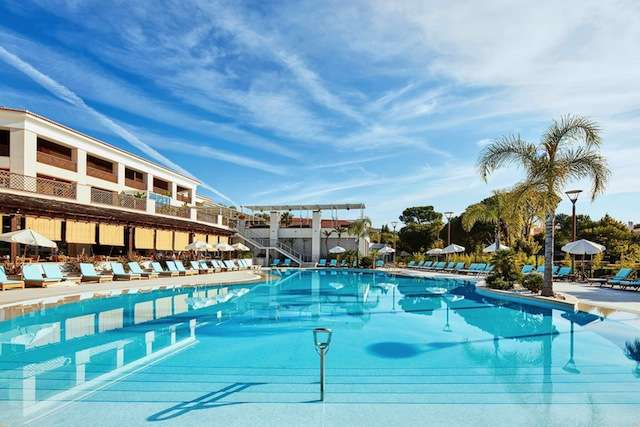 Piscine du Wyndham Grand Algarve