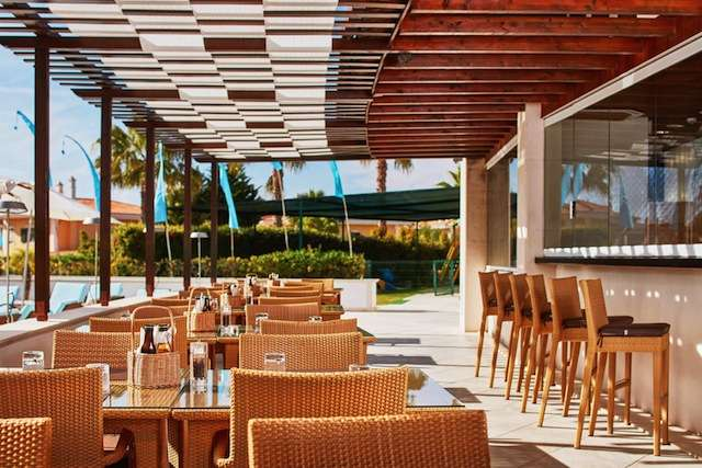 Restaurant du Wyndham Grand Algarve