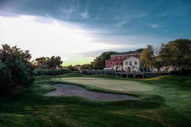 Golf Sicile : Il Picciolo Etna Golf Resort & Spa