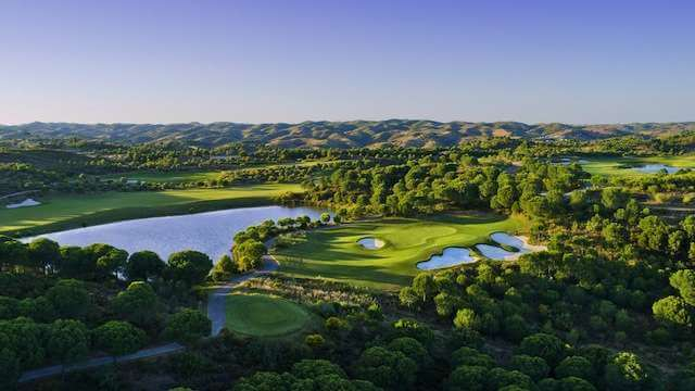 Golf Algarve : Villas Monte Rei