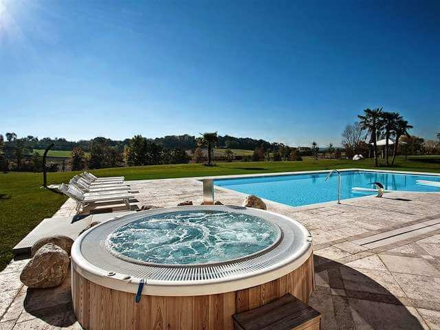 Golf Italie : Chervo Golf Hotel Spa & Resort