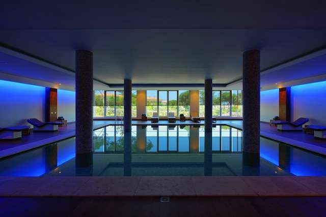 Spa du Wyndham Grand Algarve