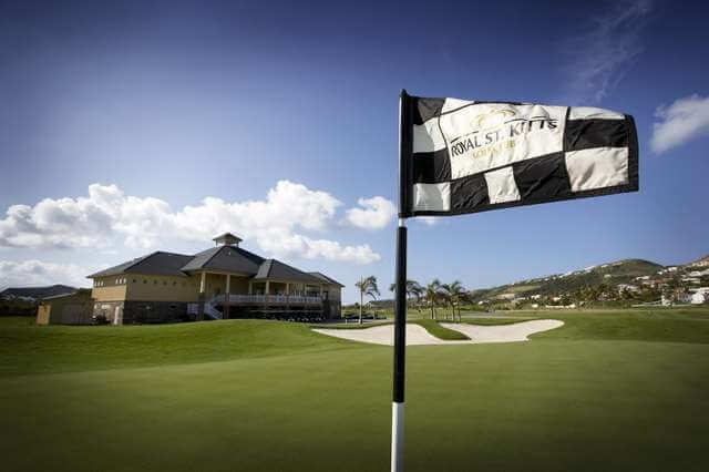 Golf Royal St Kitts