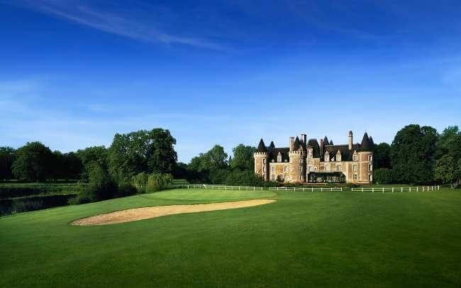 Golf Du Ch U00e2teau Des Sept Tours  Golf Pays De Loire  S U00e9jour
