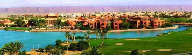 El Gouna Golf Course