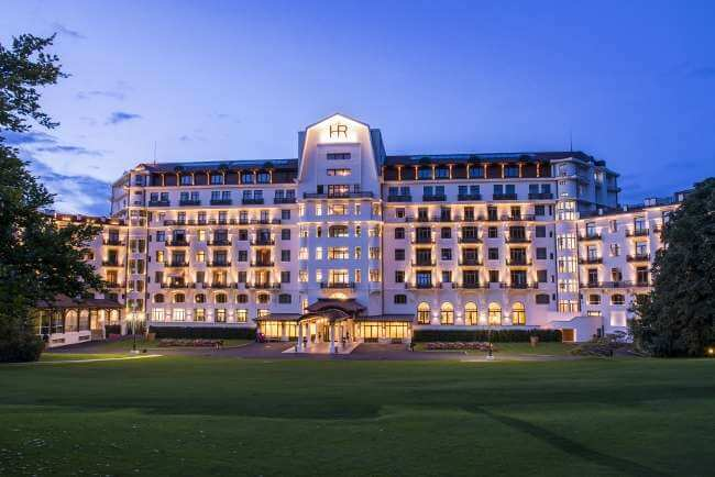 Golf rh ne alpes evian resort h tel royal s jour golf for Hotel luxe france