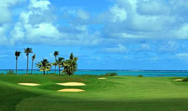 Four Seasons Golf Club Mauritus at Anahita - Golf Anahita
