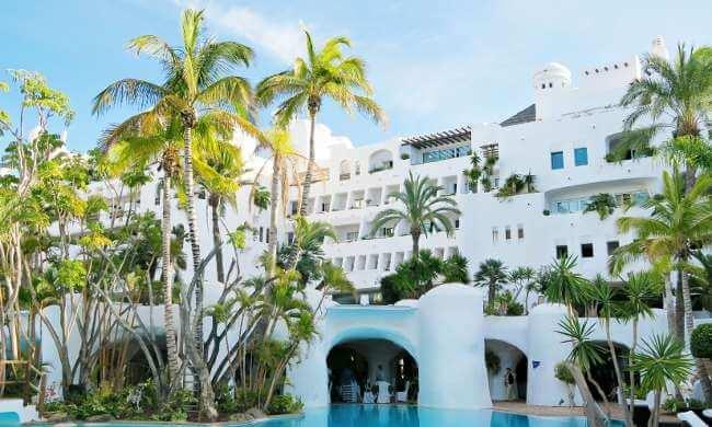 Hotel Jardin Tropical Sejour De Golf A Tenerife Golf En Espagne