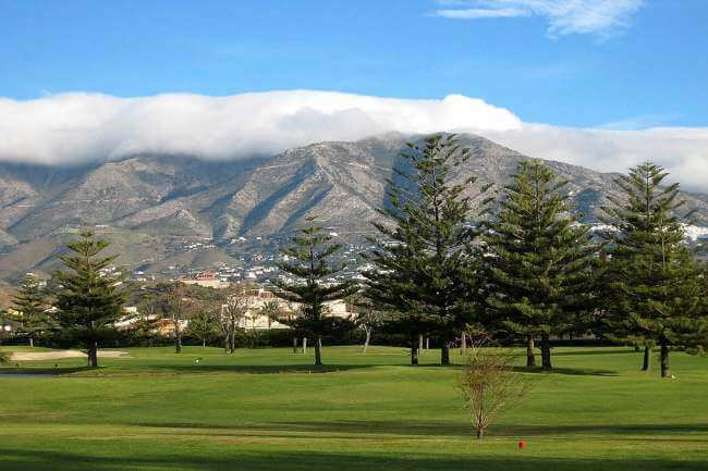 Mijas Los Lagos Golf Course