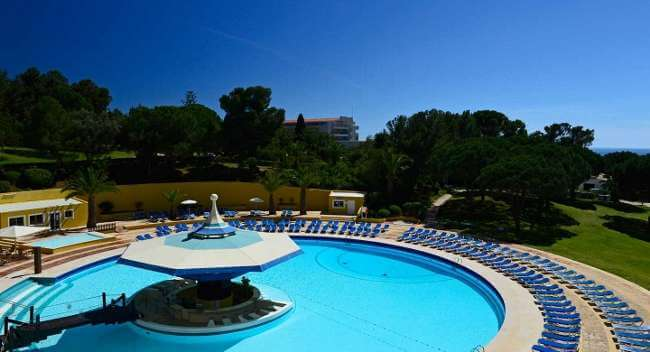 Pestana Delfim Beach and Golf Hotel Alvor