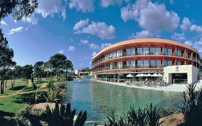 Pestana Vila Sol-Vilamoura Premium Golf & SPA Resort