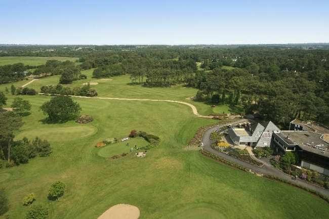 S jour golf france golf blue green saint laurent pays de for Golf du bic forfait