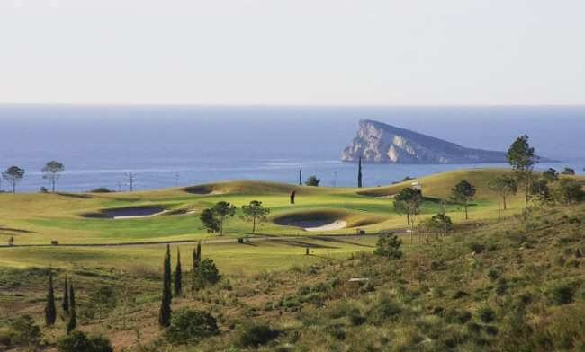 Villaitana golf courses