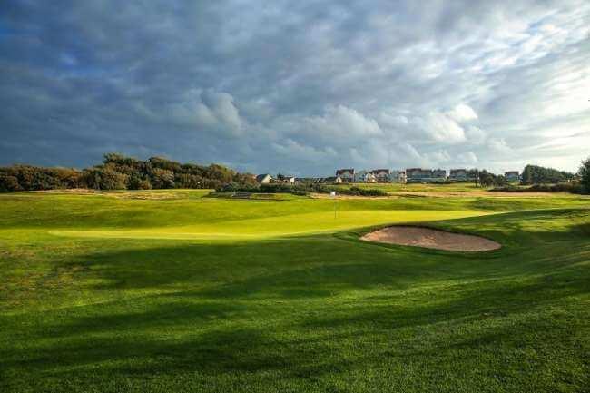 Golf Wimereux En France  Golf France  Le Touquet