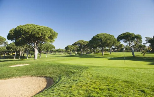 Golf Oceanico Old Course Portugal