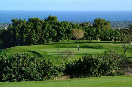 Golf Vall d'Or Majorque